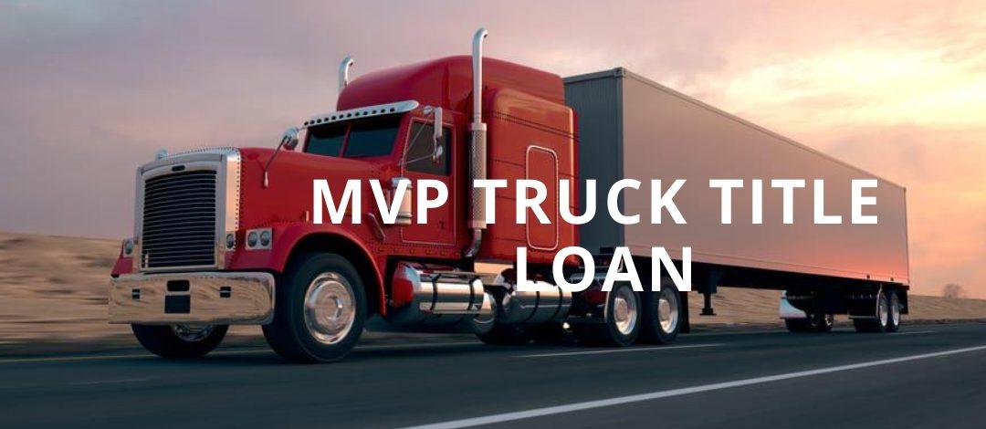 Truck Title Loans